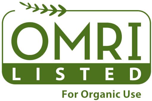 OMRI Certificate